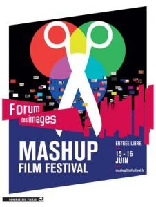 Affiche du Mashup Film Festival