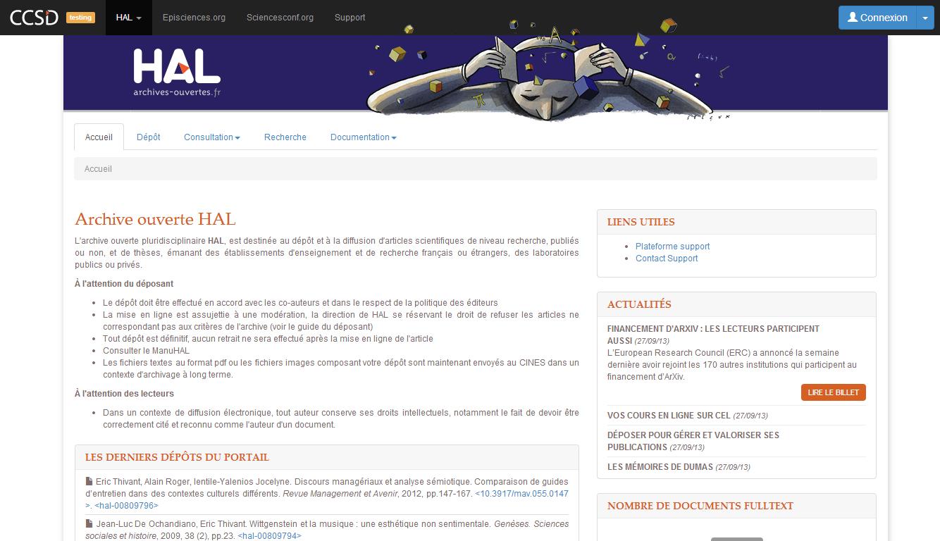 Les Creative Commons seront implémentées dans HAL version 3 !