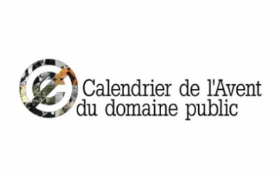 Atelier de préparation du calendrier de l'Avent du domaine public 2016