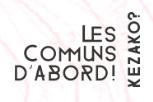 Les Communs d'abord ! Un media web pour mettre en visibilité les Communs