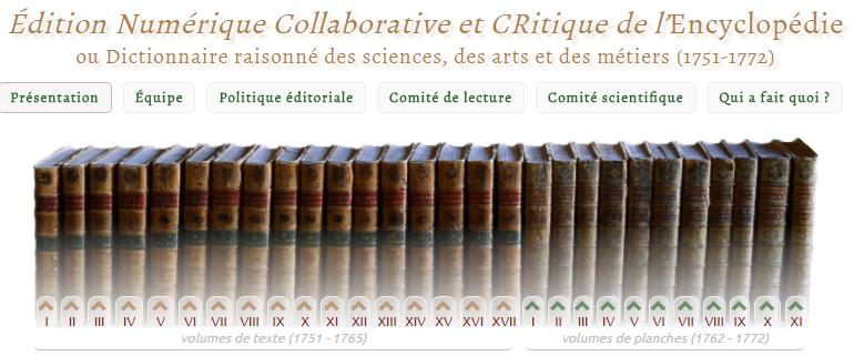 L'Encyclopédie de Diderot et d'Alembert mérite mieux qu'un Copyfraud !
