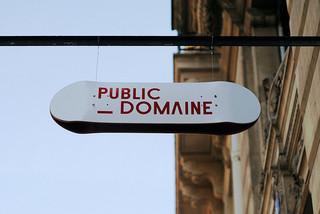 Communiqué : SavoirsCom1 soutient la proposition d'une loi pour le domaine public